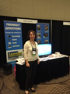 Leventhal Productions Vendor Booth - PDS Conference 2015