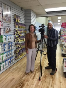 TV Commercial Shoot - Tolson Drug, Jefferson City Missouri