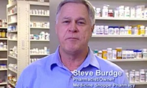 Steve Burge website