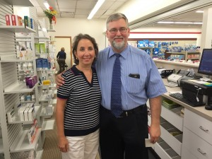 Pharmacist and pharmacy owner Jay Norberg